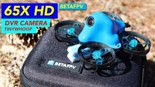 The New 32 gram Micro CINEWHOOP - BETAFPV 65X HD - Records at 60 FPS - Review