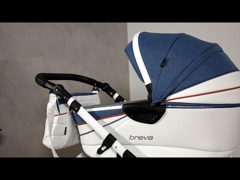 Breva Kombi-Kinderwagen Premium Edition