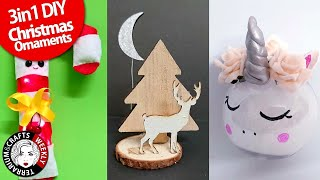 Christmas Craft Ideas, Christmas Crafts, Christmas Ornaments, Homemade Christmas Decorations DIY
