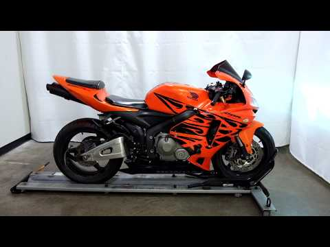 2006 Honda CBR®600RR in Eden Prairie, Minnesota - Video 1
