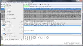 preview picture of video 'Wireshark Tip 14: Filter to Determine TCP Round Trip Times and Capabilities'