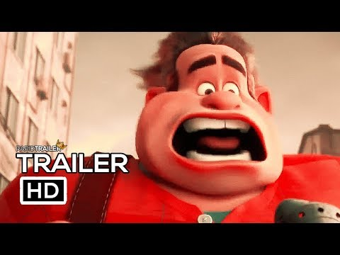 WRECK IT RALPH 2 Final Trailer NEW (2018) Ralph Breaks The Internet, Disney Animated Movie HD
