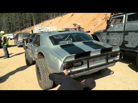 Furious 7 Behind the Scenes Part 10