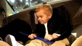 """You Have To Watch This!  Cutest Kid Rockin Out to Randy Houser's"""" Boots On"""""""