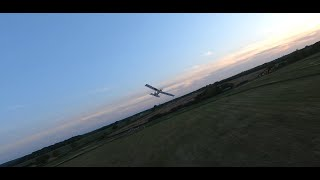 FPV Chase Footage of Fixed Wing at Colchester Model Aircraft Club (Part 1)
