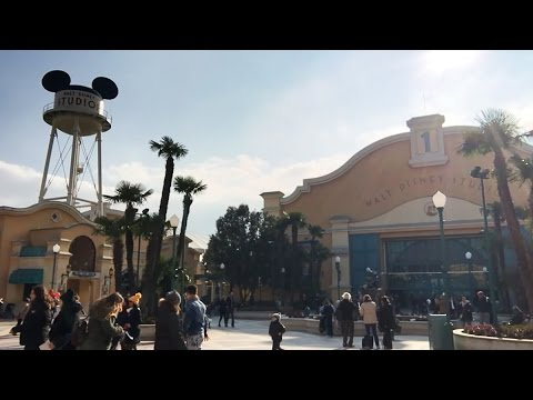 The other Disney Paris Park, Walt Disney Studios (THE ENTIRE THING)