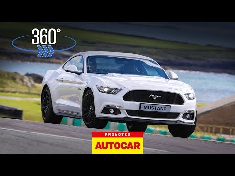 Promoted: Take a 360 ride in Mustang GT