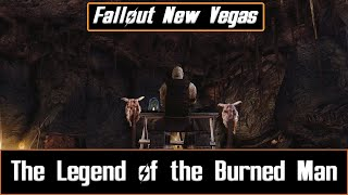 The Legend of the Burned Man