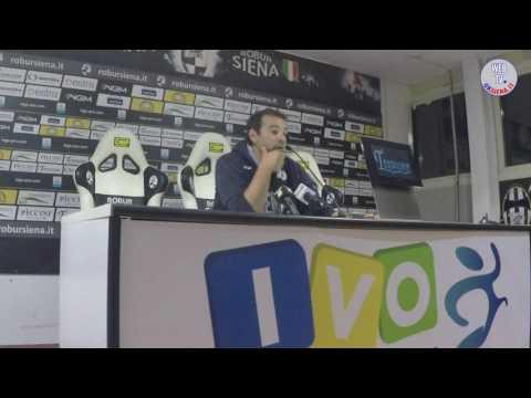 Robur Siena - Piacenza - 2-3 - 2016 - Interviste