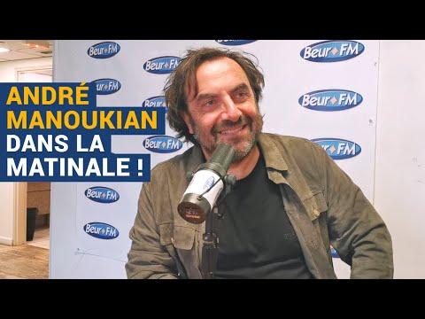 [La Matinale] André Manoukian dans la Matinale !