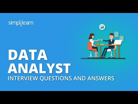 Data Analyst Interview Questions And Answers | Data Analyst ...