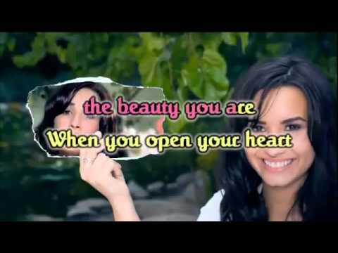 Demi Lovato GIFT OF A FRIEND Karaoke Mp3
