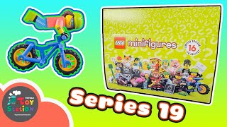 Review trọn bộ Lego Minifigures Series 19 ToyStation 428