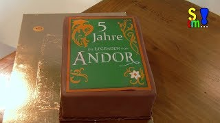 Bericht: 5 Jahre Andor - Die Tavernen-Party