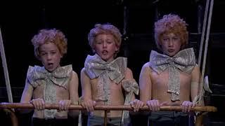 Mozart Zauberflöte Drei Knaben Opéra National de Paris 2001 2. Seid uns zum zweitenmal willkommen