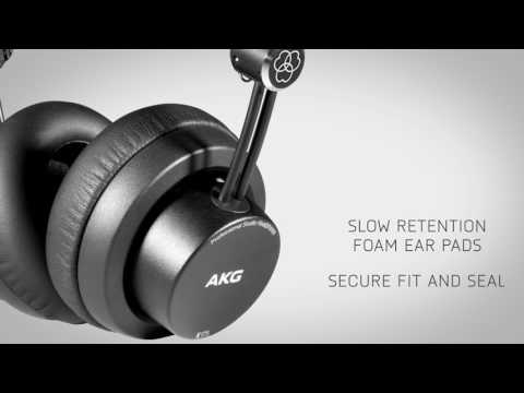 Introducing AKG Foldable Studio Headphones