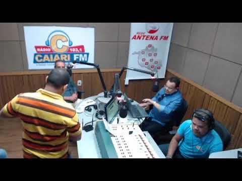 A voz do povo- Entrevista o deputado estadual, Lazinho da Fetagro
