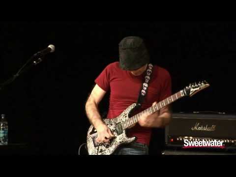 "Joe Satriani Plays ""Flying in a Blue Dream"" Live at Sweetwater"