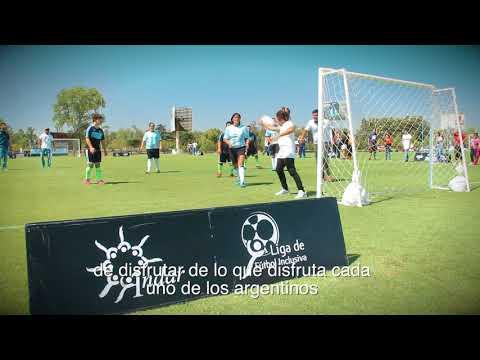 Presentación Selección de Fútbol Inclusivo en AFA