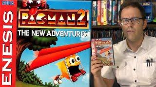 Pac-Man 2: The New Adventures (Sega Genesis) - Wütender Videospiel-Nerd (AVGN)