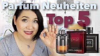 Neue Parfums für Männer/Herren im Test | Top 5 Parfum Empfehlungen