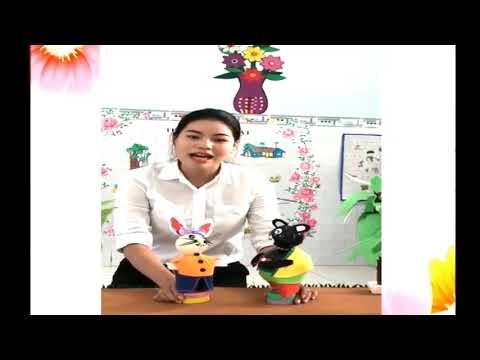 Kể chuyện Thỏ con không vâng lời - cô Trần Thị Thắm - MN Xuân Hưng