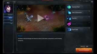 Ahri abilities -  League of Legends