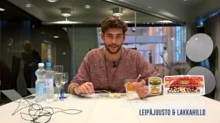 Alvaro Soler x Finnish Food
