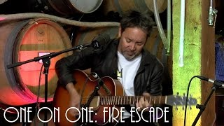 ONE ON ONE: Fastball - Fire Escape May 5th, 2017 City Winery New York