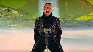 Richard Flies On Top Of A BiPlane | Top Gear | Series 22 | BBC