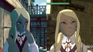 Gravity Rush 2 vs Gravity Rush Remastered: Environment comparison Side by Side