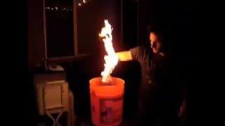 Action Factory Fire Stunt Gel