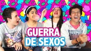 GUERRA DE SEXOS CON LOS POLINESIOS | RETOS DE PAREJAS | ALEX BROWN |