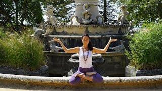 Beta Lisboa - Dynamic Spiral & Yin Fascial Yoga!