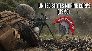 The United States Marine Corps (USMC) Out of my way