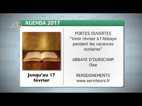 Agenda du 6 février 2017