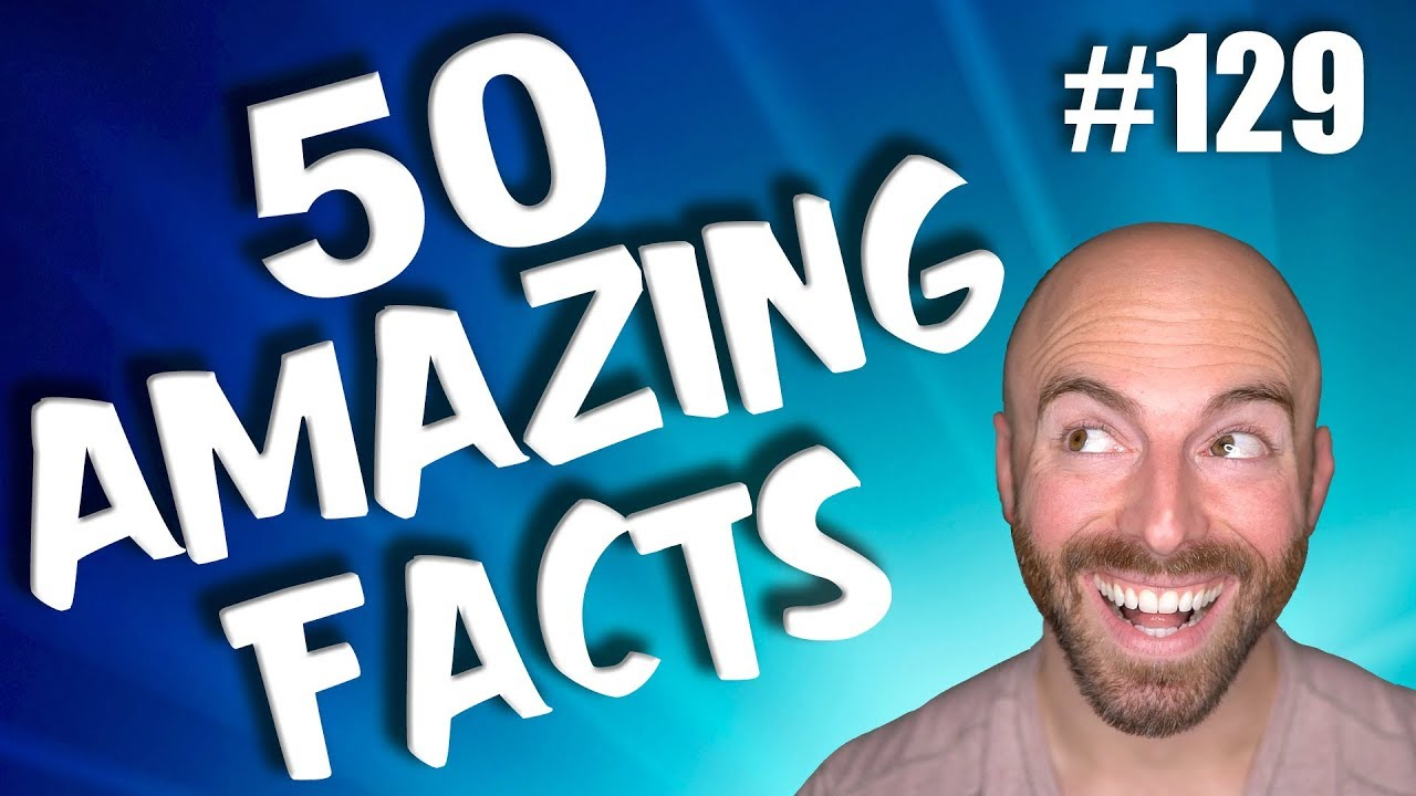50 AMAZING Facts to Blow Your Mind! #129 thumbnail