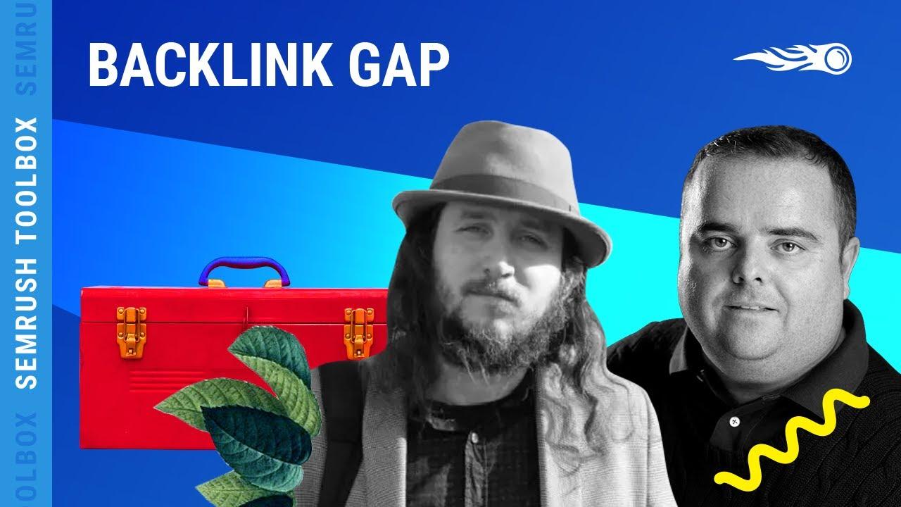 Backlink Gap image 1