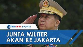 Pemimpin Junta Militer akan ke Jakarta Hadiri KTT ASEAN 24 April, Perjalanan Luar Negeri Pertama