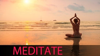 6 Hour Relaxing Meditation Music: Calming Music, Soft Music, Soothing Music, Chakra Music ☯1610