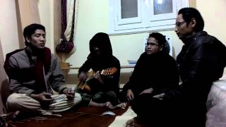 Innal Habibal Musthofa (cover) - By Bayt Al-fein ft Syed Iqmal