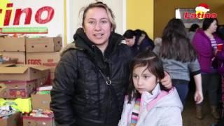 Entregan 150 cajas de comida para familias necesitadas en Detroit
