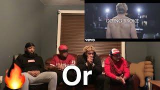 Logan Paul - GOING BROKE (Antonio Brown Diss Track) REACTION!!!!