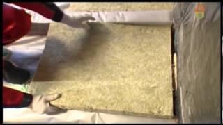 Подготовка чернового пола из плит QuickDeck.