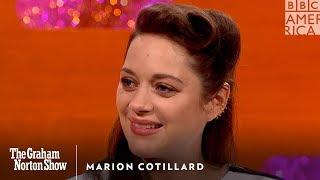 """Marion Cotillard Does """"Non, Je Ne Regrette Rien"""" - The Graham Norton Show"""