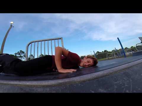 Adam Tyler @ McGriff skate park