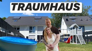Unser 400.000€ Traumhaus - ROOMTOUR