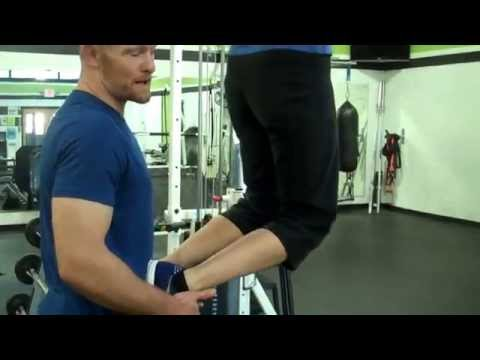 Partner-assisted Rear Pull-up