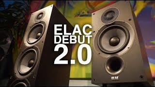 Акустика ELAC DEBUT 2.0