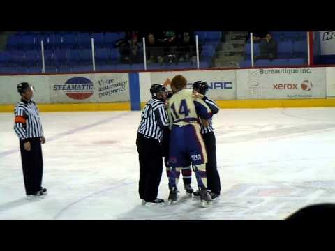Tyler Howe vs Chris Cloutier
